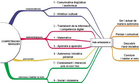 gràfic competències